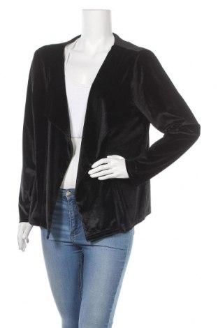 Дамска жилетка Gina Benotti, Размер L, Цвят Черен, 95% полиестер, 5% еластан, Цена 18,90лв.