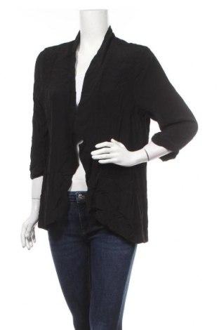 Дамска жилетка Glassons, Размер XL, Цвят Черен, Вискоза, Цена 25,20лв.