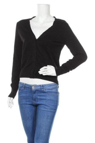 Дамска жилетка H&M, Размер L, Цвят Черен, Цена 21,00лв.