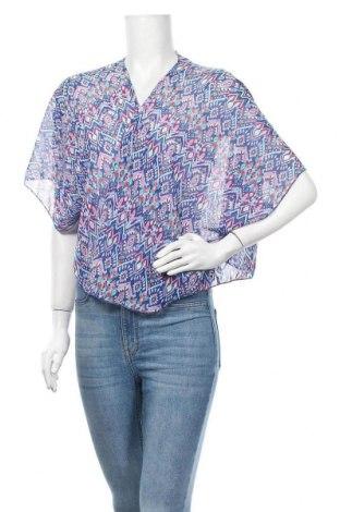 Дамска жилетка H&M Divided, Размер S, Цвят Многоцветен, Полиестер, Цена 3,99лв.