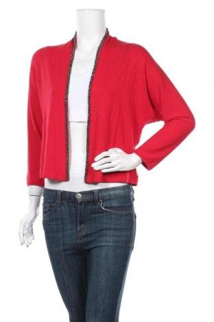 Γυναικεία ζακέτα Riani, Μέγεθος M, Χρώμα Κόκκινο, 93% lyocell, 7% ελαστάνη, Τιμή 28,39€