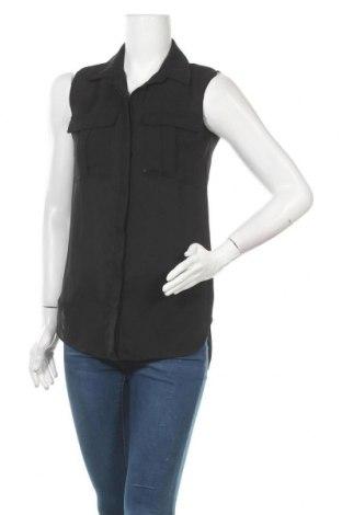 Γυναικείο πουκάμισο Atmosphere, Μέγεθος S, Χρώμα Μαύρο, Πολυεστέρας, Τιμή 11,04€