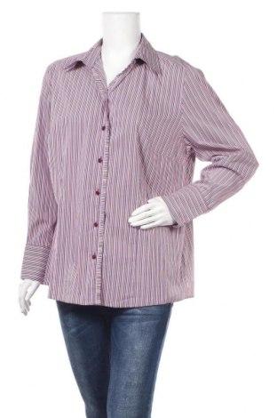 Дамска риза Barbara Lebek, Размер XL, Цвят Многоцветен, 82% памук, 15% полиамид, 3% еластан, Цена 29,40лв.