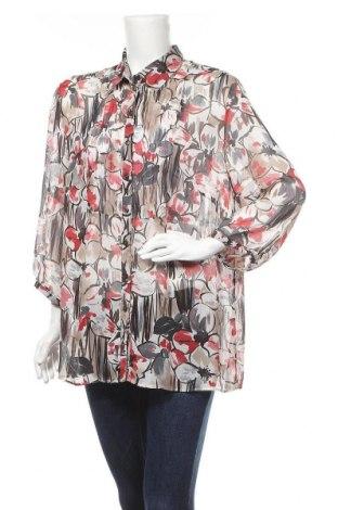 Дамска риза Barbara Lebek, Размер XXL, Цвят Многоцветен, Цена 35,91лв.