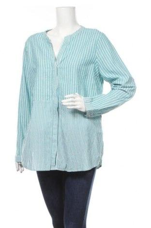 Дамска риза Blue Illusion, Размер XXL, Цвят Зелен, Цена 18,90лв.