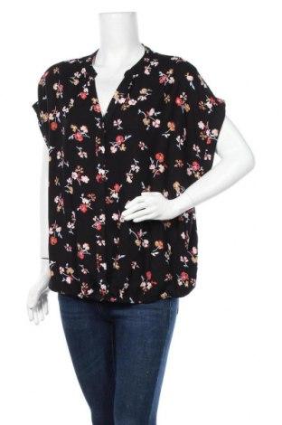 Γυναικείο πουκάμισο Boysen's, Μέγεθος XL, Χρώμα Μαύρο, Βισκόζη, Τιμή 11,69€