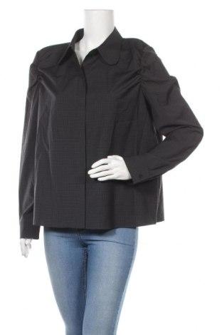 Дамска риза COS, Размер XL, Цвят Черен, 67% вълна, 26% полиестер, 5% полиамид, 2% еластан, Цена 36,40лв.