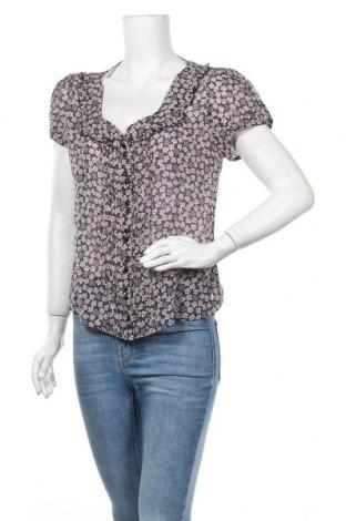 Γυναικείο πουκάμισο Caroll, Μέγεθος L, Χρώμα Πολύχρωμο, Μετάξι, Τιμή 15,46€
