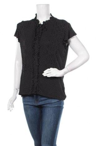 Дамска риза Casa Blanca, Размер XL, Цвят Черен, Вискоза, Цена 11,97лв.