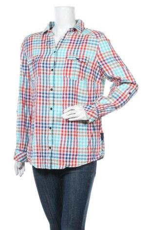 Дамска риза Cheer, Размер XL, Цвят Многоцветен, Памук, Цена 18,90лв.