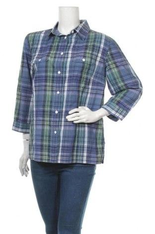 Дамска риза Collection L, Размер L, Цвят Многоцветен, Памук, Цена 16,07лв.