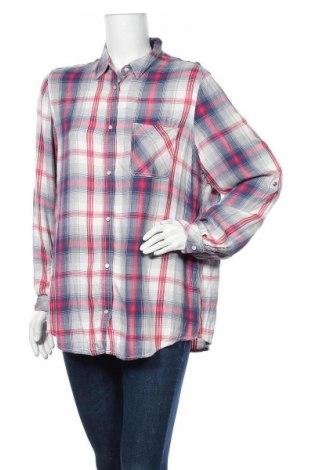 Дамска риза Crossroads, Размер XL, Цвят Многоцветен, Вискоза, Цена 17,85лв.