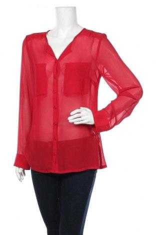 Дамска риза Designer S, Размер M, Цвят Червен, Цена 6,72лв.