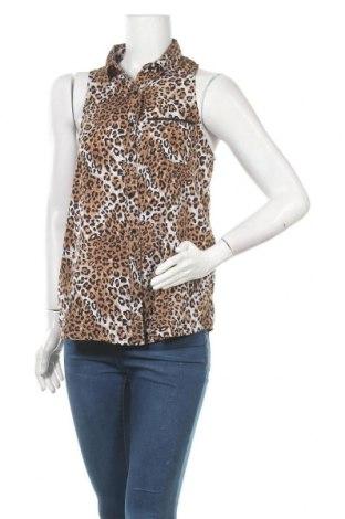 Дамска риза Designer S, Размер M, Цвят Многоцветен, Полиестер, Цена 4,20лв.
