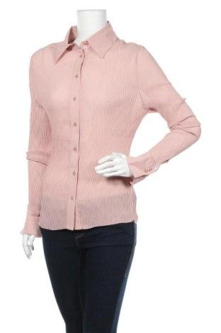 Γυναικείο πουκάμισο Essentiel, Μέγεθος XL, Χρώμα Ρόζ , Πολυεστέρας, Τιμή 4,71€