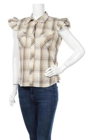 Γυναικείο πουκάμισο Fishbone, Μέγεθος L, Χρώμα Πολύχρωμο, Βαμβάκι, Τιμή 9,87€