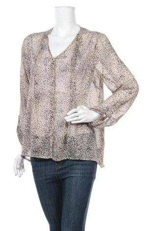 Γυναικείο πουκάμισο Flash Woman, Μέγεθος M, Χρώμα  Μπέζ, Πολυεστέρας, Τιμή 4,32€