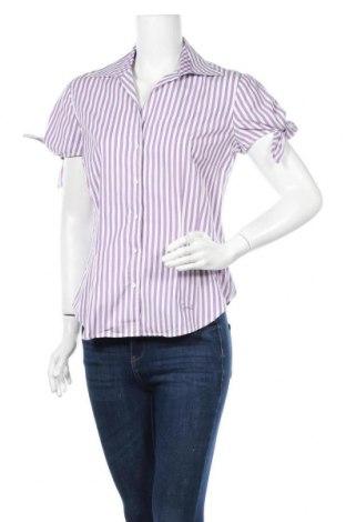 Дамска риза Gant, Размер M, Цвят Лилав, 97% памук, 3% еластан, Цена 46,20лв.