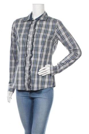 Дамска риза Geox, Размер M, Цвят Многоцветен, Цена 27,30лв.