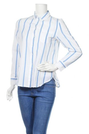 Γυναικείο πουκάμισο H&M, Μέγεθος XS, Χρώμα Λευκό, Βαμβάκι, Τιμή 12,06€