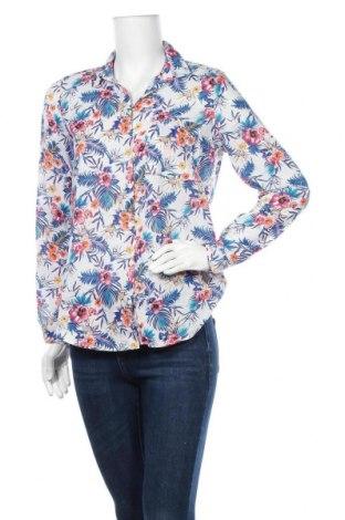 Дамска риза H&M Divided, Размер S, Цвят Многоцветен, Памук, Цена 4,73лв.