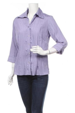 Дамска риза Infinity, Размер L, Цвят Лилав, Полиестер, Цена 13,39лв.