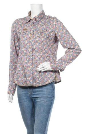 Дамска риза Khujo, Размер M, Цвят Многоцветен, Памук, Цена 35,70лв.