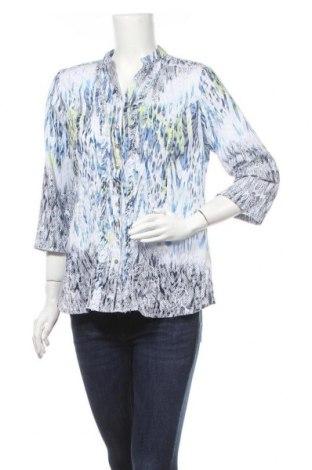 Γυναικείο πουκάμισο Michele Boyard, Μέγεθος M, Χρώμα Πολύχρωμο, 55% βαμβάκι, 45% πολυεστέρας, Τιμή 8,83€