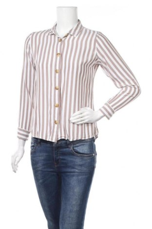 Дамска риза Multiblu, Размер S, Цвят Бежов, Цена 8,03лв.