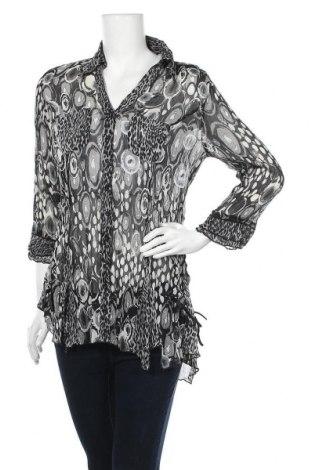Γυναικείο πουκάμισο Patrice Breal, Μέγεθος L, Χρώμα Πολύχρωμο, Τιμή 6,43€
