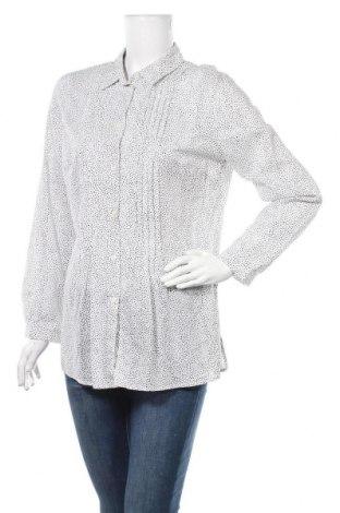 Дамска риза Peter Hahn, Размер L, Цвят Бял, Памук, Цена 20,16лв.