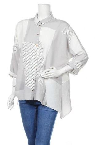 Γυναικείο πουκάμισο River Island, Μέγεθος L, Χρώμα Πολύχρωμο, Τιμή 12,99€