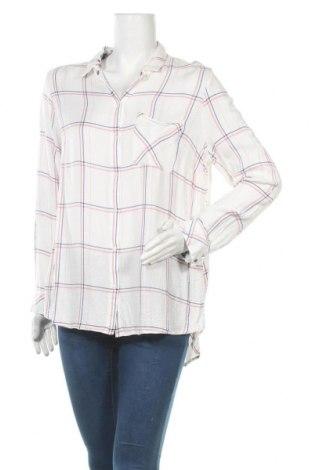 Дамска риза S.Oliver, Размер XL, Цвят Бял, 50% модал, 50% вискоза, Цена 52,00лв.