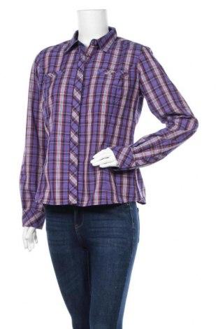 Γυναικείο πουκάμισο Schoffel, Μέγεθος L, Χρώμα Βιολετί, Πολυεστέρας, Τιμή 5,09€