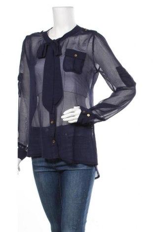 Дамска риза Select, Размер M, Цвят Син, Полиестер, Цена 4,73лв.
