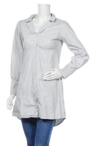 Γυναικείο πουκάμισο Vila, Μέγεθος L, Χρώμα Λευκό, Βαμβάκι, Τιμή 12,53€