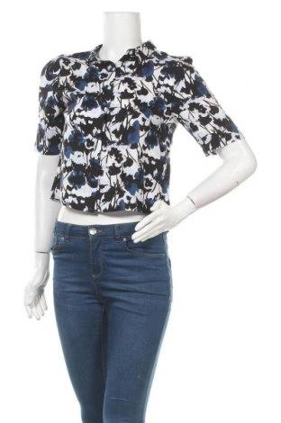 Γυναικείο πουκάμισο Yes Or No, Μέγεθος S, Χρώμα Πολύχρωμο, Βισκόζη, Τιμή 8,28€