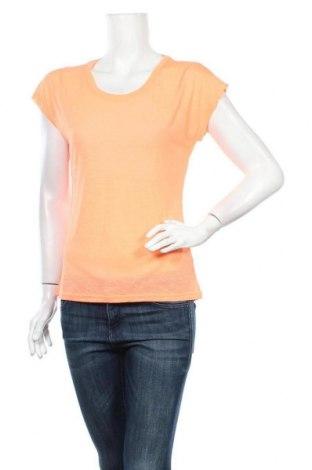 Γυναικεία αθλητική μπλούζα Energetics, Μέγεθος XS, Χρώμα Πορτοκαλί, Πολυεστέρας, Τιμή 6,12€