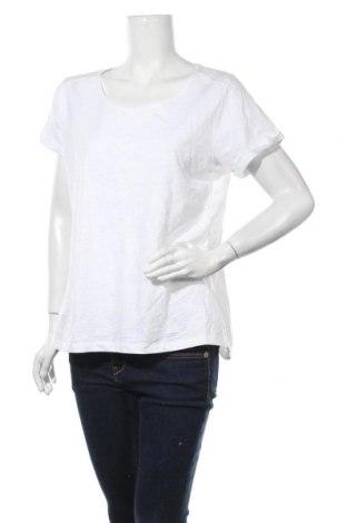 Дамска тениска, Размер XL, Цвят Бял, Памук, Цена 17,85лв.