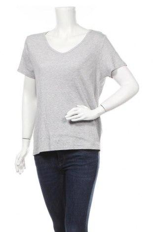 Дамска тениска, Размер XL, Цвят Сив, Памук, вискоза, Цена 12,50лв.