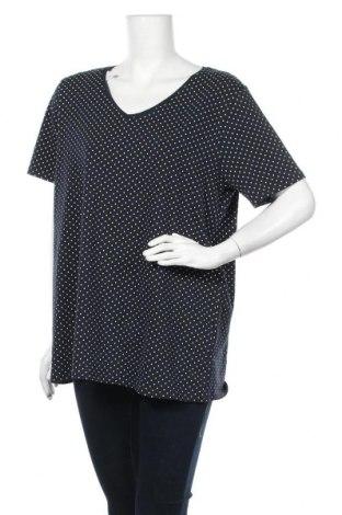 Дамска тениска, Размер XXL, Цвят Син, Цена 6,83лв.