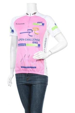 Дамска тениска, Размер L, Цвят Розов, Цена 16,07лв.
