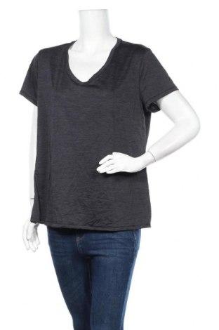 Дамска тениска Active&Co, Размер XL, Цвят Син, Полиестер, Цена 10,71лв.