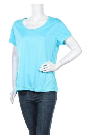 Дамска тениска Active&Co, Размер XXL, Цвят Син, Полиестер, Цена 6,30лв.