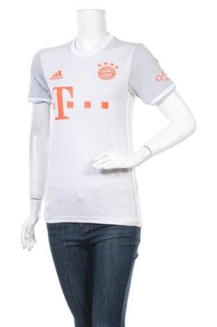 Дамска тениска Adidas, Размер XS, Цвят Сив, Полиестер, Цена 74,25лв.