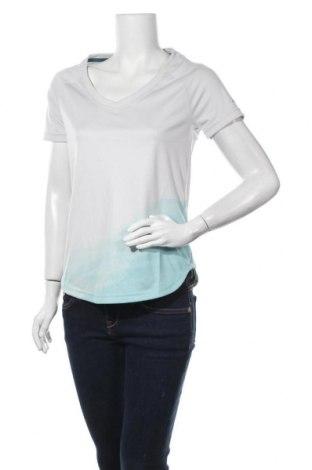 Дамска тениска Adidas, Размер M, Цвят Сив, Полиестер, Цена 51,75лв.