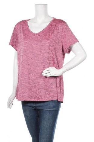 Дамска тениска Anko, Размер XXL, Цвят Розов, Полиестер, Цена 11,60лв.