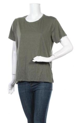 Дамска тениска Anko, Размер XXL, Цвят Зелен, 60% памук, 40% полиестер, Цена 12,97лв.