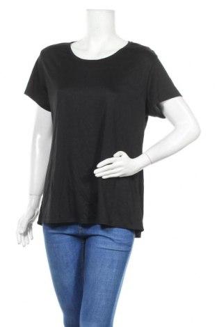 Дамска тениска Anko, Размер XL, Цвят Черен, Полиестер, Цена 13,44лв.