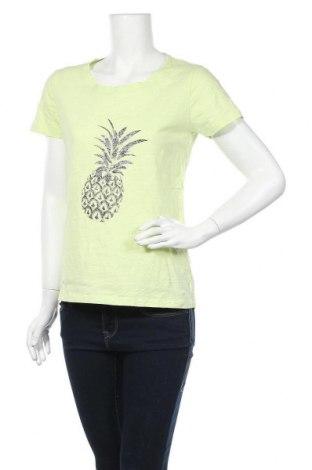 Γυναικείο t-shirt Artime, Μέγεθος M, Χρώμα Πράσινο, Βαμβάκι, Τιμή 8,77€